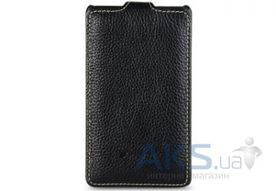 Вид 2 - Чехол Melkco Leather Case Jacka for Nokia Lumia 820 Black (NKLU82LCJT1BKLC)