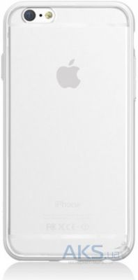 Чехол Devia Hybrid для Apple iPhone 6/6S White