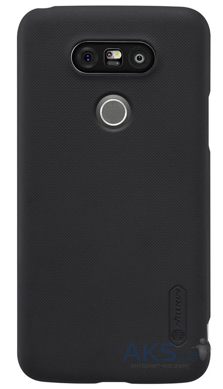 Чехол Nillkin Super Frosted Shield LG G5 H860, G5 SE H845 Black