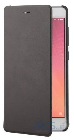 Чехол Xiaomi Smart Flip Case Redmi 3 Black 1160100011