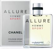 Chanel Allure homme Sport Cologne Одеколон 100 мл