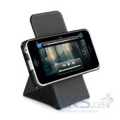 Вид 2 - Чехол Macally Flip Case W. Rotatable Stand For iPhone 5C Black (SSTANDP6-B)