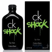 Calvin Klein CK One Shock for Him Туалетная вода 200 ml