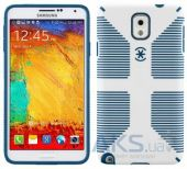 Чехол Speck CandyShell Grip Samsung N9000 Galaxy Note 3 White/Deep Sea Blue (SPK-A2436)