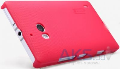 Чехол Nillkin Super Frosted Shield Nokia Lumia 930 Red
