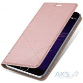 Вид 4 - Чехол MSVII Leather Stand Series Meizu M3 Note Pink Gold