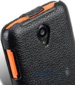 Вид 2 - Чехол Melkco Jacka Leather Case for Lenovo S750 Black (LNLN75LCJT1BKPULC)