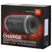 Колонки акустические JBL Charge Stealth Black (JBLCHARGESTEALTHEU)