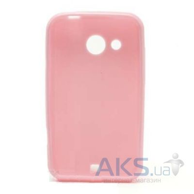 Чехол Celebrity TPU cover case for HTC Desire 200 pink