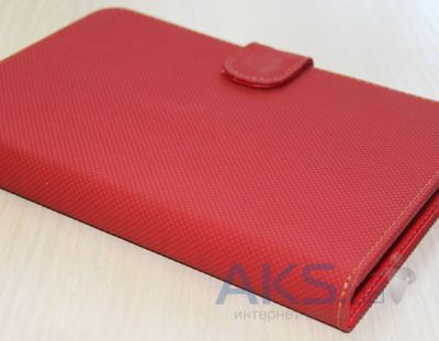 Обложка (чехол) Saxon Case для Amazon Kindle Paperwhite Top Red