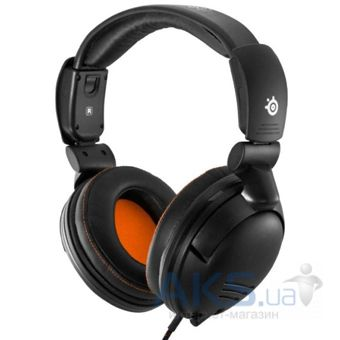 Гарнитура для компьютера Steelseries 5H v3 Black