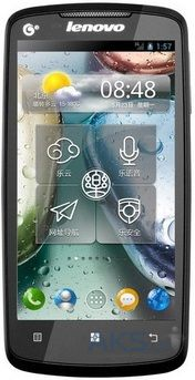 Сенсор (тачскрин) для Lenovo A630E Original Black