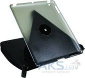 Вид 2 - Чехол для планшета Macally Premium Protective Case/Stand/Organizer for iPad 2/3/4 Black (BOOKSTANDPRO-3)