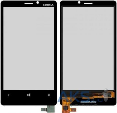 Сенсор (тачскрин) для Nokia Lumia 920 Original Black
