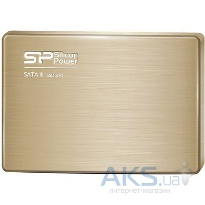 Накопитель SSD Silicon Power 2.5' 240GB (SP240GBSS3S70S25)