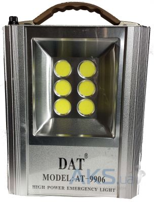 Фонарик DAT High Power Automatic Emergency Light AT-9906