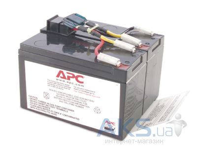 Аккумулятор для ИБП APC Replacement Battery Cartridge #48 (RBC48)