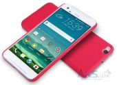 Вид 3 - Чехол Nillkin Super Frosted Shield HTC One X9 Red