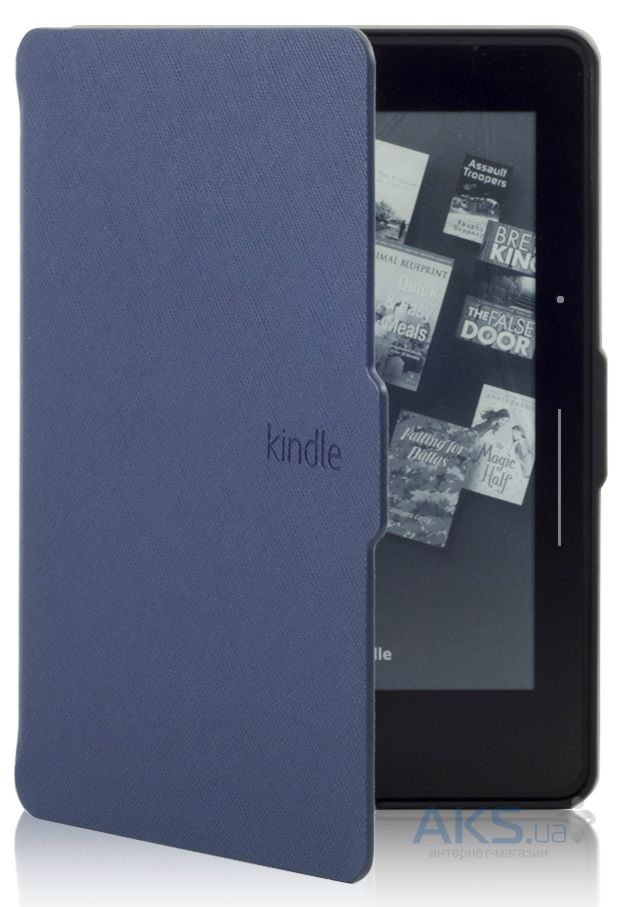 Обложка (чехол) AIRON Premium Amazon Kindle Voyage Blue
