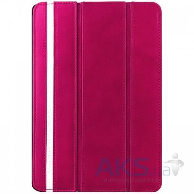 Чехол для планшета Teemmeet Smart Cover for iPad Air 2 Fuchsia (SMA2297401)