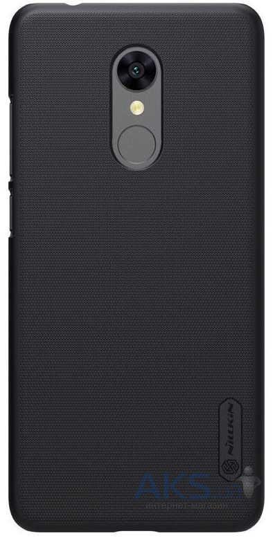 Чехол Nillkin Super Frosted Shield Xiaomi Redmi 5 Plus Black