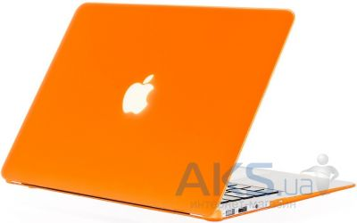 Чехол Kuzy Rubberized Case for MacBook Pro 15 Orange
