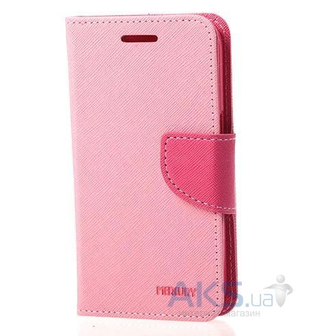 Чехол Mercury Fancy Diary Xiaomi Redmi 3 Crimson