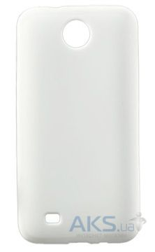 Чехол PC TPU case HTC Desire 310 white
