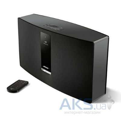 Колонки акустические BOSE SoundTouch 20 Series III Wireless Music System Black