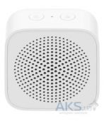 Колонки акустические Xiaomi Mi Portable Speaker White (XMYX07YM)