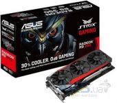Вид 4 - Видеокарта Asus Radeon R9 390 8192Mb STRIX DC3 GAMING (STRIX-R9390-DC3-8GD5-GAMING)