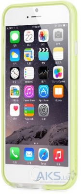 Чехол Rock Duplex Slim Guard Apple iPhone 6 Plus, iPhone 6S Plus Green