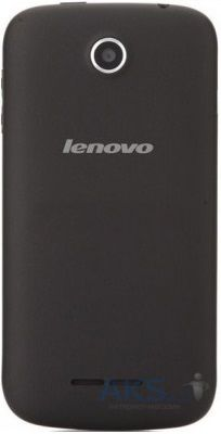 Корпус Lenovo IdeaPhone A760 Black