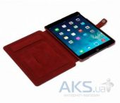 Вид 3 - Чехол для планшета Zenus iPad Air Synthetic leather Neo Classic Diary Wine Red