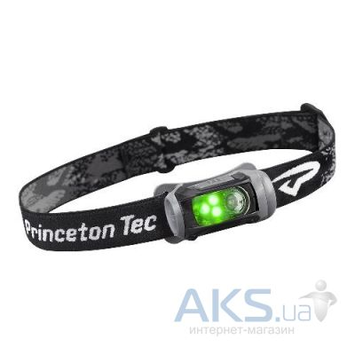 Фонарик Princeton Tec REMIX GREEN LEDS NEW Black