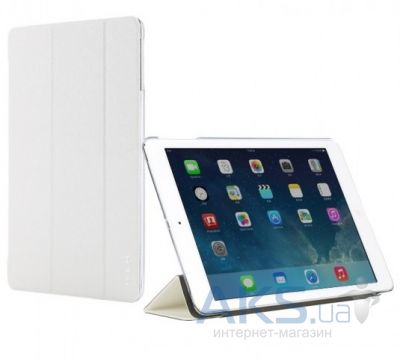 Чехол для планшета Rock Colorful Series для Apple iPad Air white