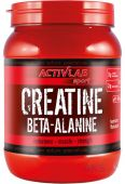 Креатин Activlab Creatine Beta-Alanine 300g лимон