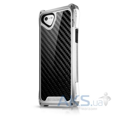 Чехол ITSkins Outlaw for iPhone 5/5S White (APH5-OTLAW-WITE)