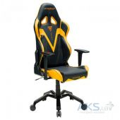 Геймерське крісло DXRACER Valkyrie OH/VB03/NA Black/Yellow