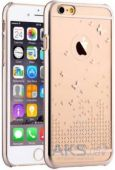 Чехол Devia Butterfly Apple iPhone 6, iPhone 6S Champagne Gold