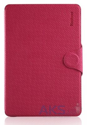 Чехол для планшета Yoobao iFashion leather case for iPad Mini Rose