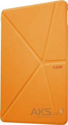 Чехол для планшета Laut Origami TriFolio Apple iPad Mini, iPad Mini 2, iPad Mini 3 Orange (LAUT_IPM_TF_O)