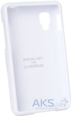 Чехол VOIA Jelly Case for LG Optimus L4 II White