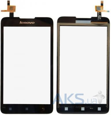 Сенсор (тачскрин) для Lenovo A529 Original Black