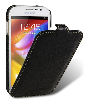 Чехол Melkco Jacka leather case for Samsung i9080/i9082 Galaxy Grand Duos Black (SSGD82LCJT1BKLC)