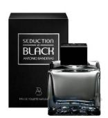 Antonio Banderas Seduction in Black Туалетная вода 50 ml