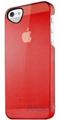 Чехол ITSkins The new Ghost for iPhone 5/5S Red (APH5-TNGST-REDD)