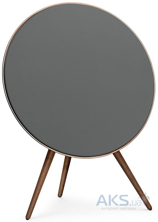Колонки акустические BANG & OLUFSEN BeoPlay A9 incl. front cover, maple legs Rose/Golden