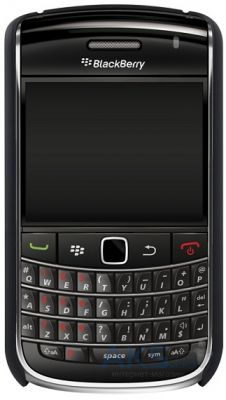 Корпус Blackberry 9650 Bold Black