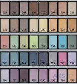 Вид 2 - Тени Artdeco Eyeshadow Duochrome №208 elegant brown